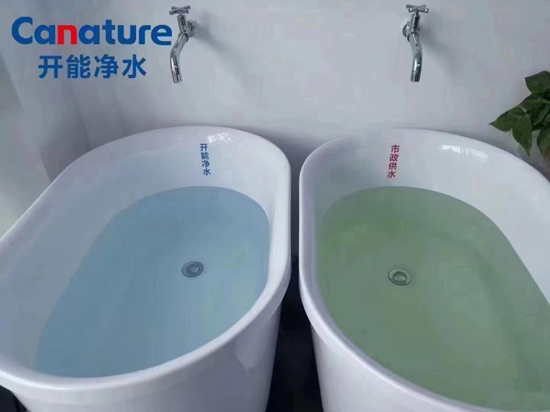 家用净水设备安装案例