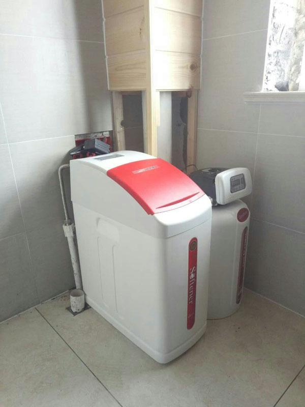 净水设备安装案例